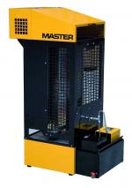 Нагреватели Master на отработанном масле